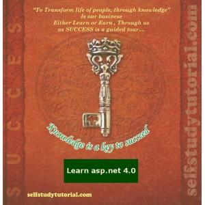 Learn asp.net 4.0